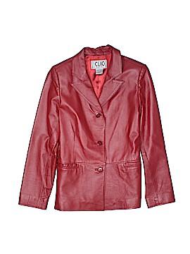 Clio Leather Jacket Size S (Petite)