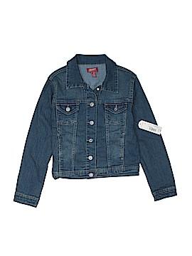 Arizona Jean Company Denim Jacket Size 10 - 12
