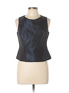 Vera Wang Sleeveless Blouse Size 16