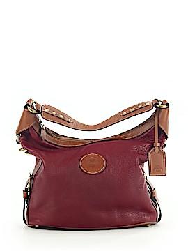 Ghurka Leather Shoulder Bag One Size
