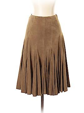 Ralph Lauren Leather Skirt Size 2