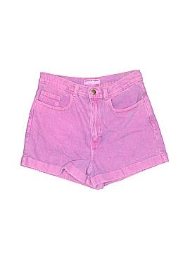 American Apparel Denim Shorts 30 Waist