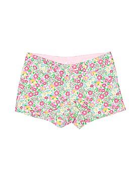 Lilly Pulitzer Khaki Shorts Size 00