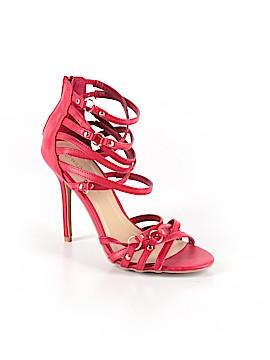 Wild Diva Heels Size 7 1/2
