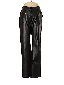 Prada Leather Pants Size 40 (IT)