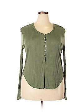 Denim & Supply Ralph Lauren Long Sleeve Henley Size L