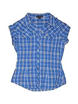Twenty One Short Sleeve Button-Down Shirt Size S