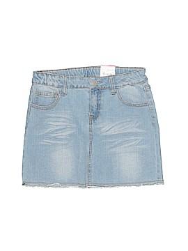 Total Girl Denim Skirt Size 12