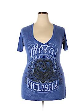 Metal Mulisha Short Sleeve Top Size XL
