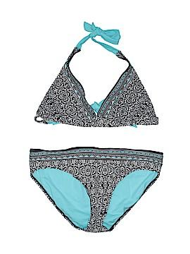 Athleta Two Piece Swimsuit Size L
