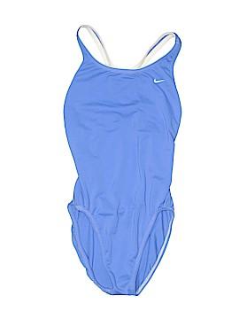 Nike One Piece Swimsuit Size 10