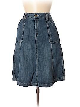 Eddie Bauer Denim Skirt Size 8