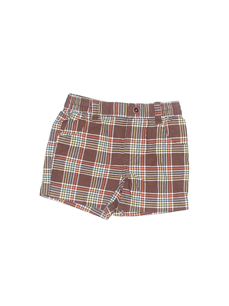 Circo Boys Khaki Shorts Size 3 mo