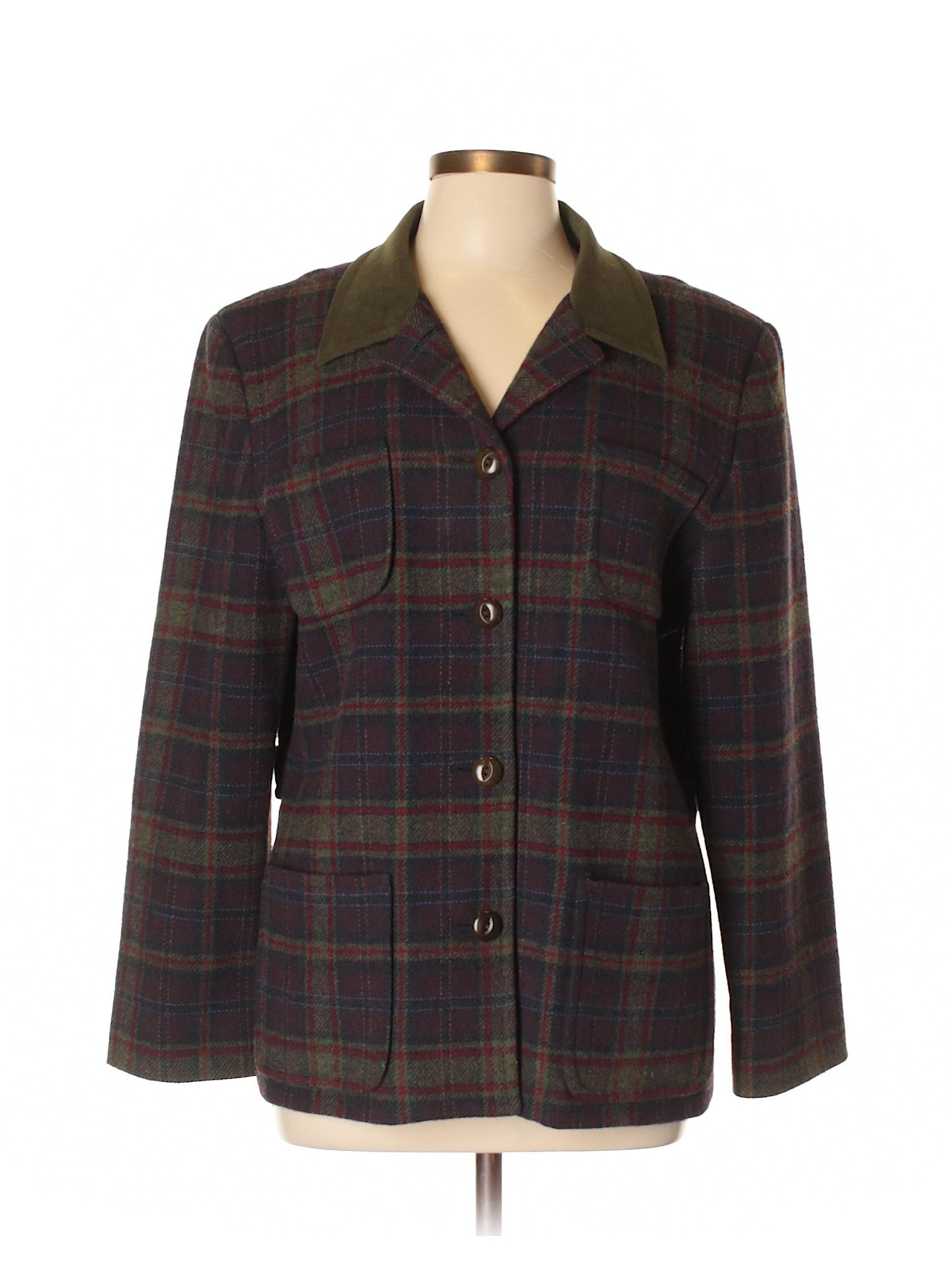 Winter Winter Pendleton Leisure Wool Pendleton Leisure Coat Wool 6Tw5fXqx
