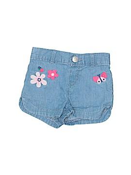 Gymboree Denim Shorts Size 6-12 mo