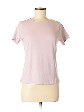 White + Warren Short Sleeve T-Shirt Size M
