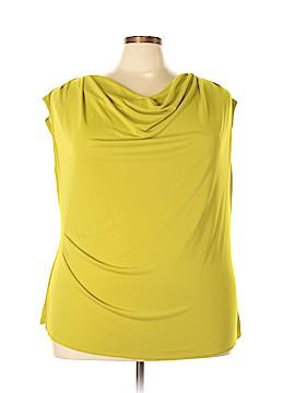 Jones New York Sleeveless Blouse Size 3X (Plus)