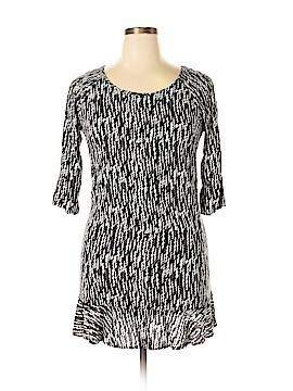 Velvet Casual Dress Size L (Petite)