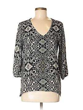 Allison Joy 3/4 Sleeve Blouse Size M