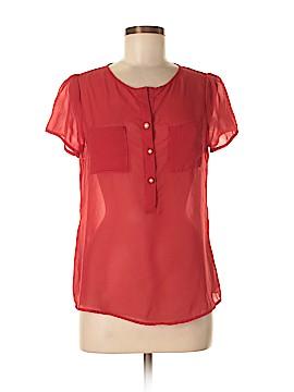Charlie Short Sleeve Blouse Size S