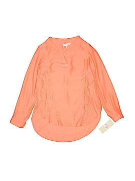 GB Girls Long Sleeve Blouse Size M (Kids)