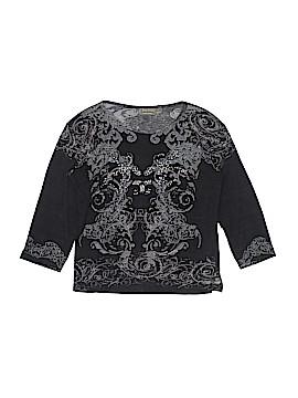 Jane Ashley 3/4 Sleeve Top Size S