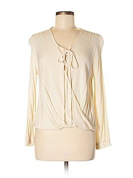 Braeve Long Sleeve Blouse Size M