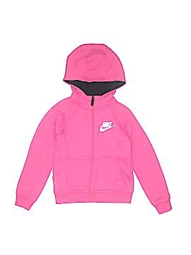 Nike Zip Up Hoodie Size 6X