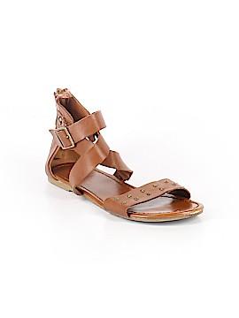 Faded Glory Women Sandals Size 4