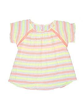 GB Girls Short Sleeve Blouse Size L (Kids)