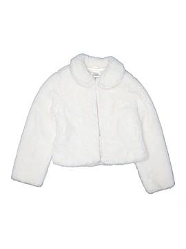 Gymboree Faux Leather Jacket Size 7 - 8