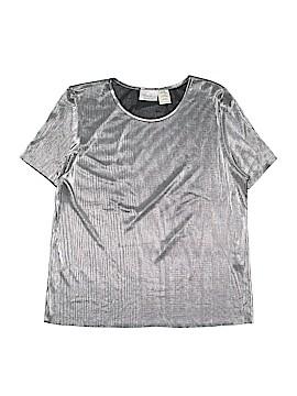 Kathie Lee Short Sleeve Top Size 14 - 16