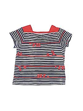 Petit Bateau Short Sleeve T-Shirt Size 4