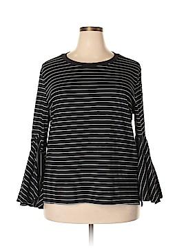 Everleigh Long Sleeve Top Size 2X (Plus)
