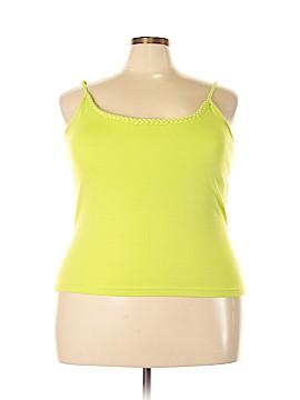 Jennifer Lauren Tank Top Size 3X (Plus)