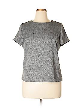 Ann Taylor Short Sleeve Top Size 14