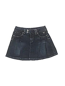 Justice Jeans Denim Skirt Size 12