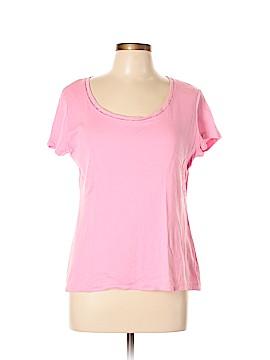 New York & Company Short Sleeve T-Shirt Size XL