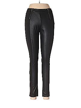 BCBGeneration Faux Leather Pants Size 6