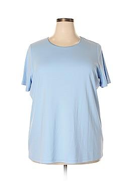 Lands' End Short Sleeve T-Shirt Size 2X (Plus)