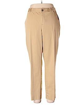 Lauren by Ralph Lauren Casual Pants Size 16w