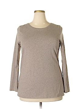 Purejill Long Sleeve T-Shirt Size XL