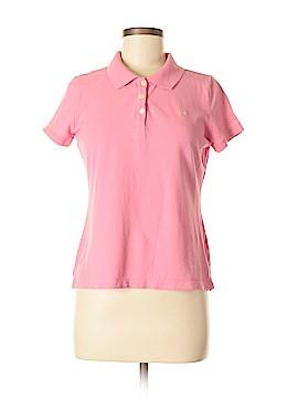 Sigrid Olsen Short Sleeve Polo Size M