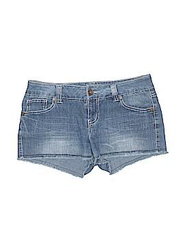 Paris Blues Denim Shorts Size 7