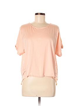 Eri + Ali Short Sleeve Top Size M