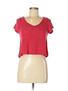 Full Tilt Short Sleeve Top Size S