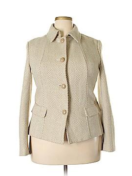 Talbots Wool Blazer Size 16