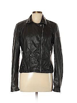 Express Faux Leather Jacket Size L