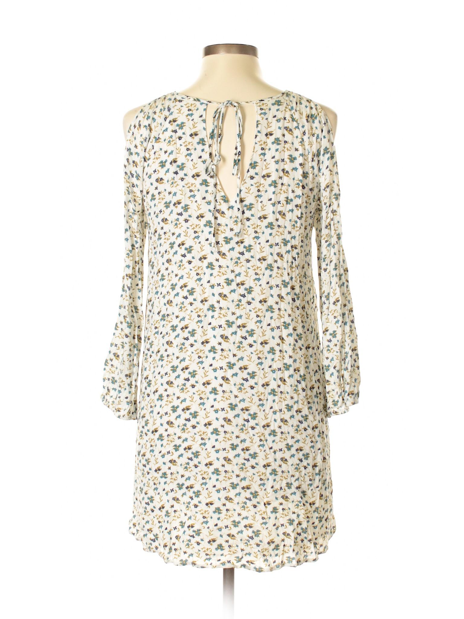 Old Dress Navy winter Boutique Casual YWqB5n1ww