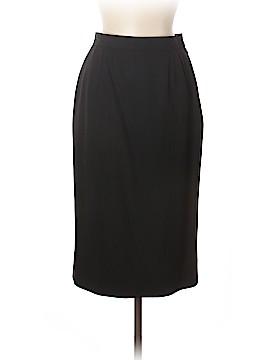 Yves Saint Laurent Rive Gauche Wool Skirt Size 36 (FR)